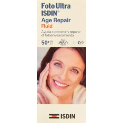 AGE REPAIR FLUID 50 ML 50+SPF FOTOULTRA ISDIN