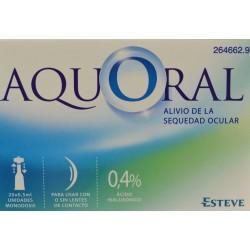 AQUORAL 20 X 0,5 ML UNIDADES MONODOSIS ESTEVE