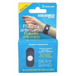PULSERA ANTIMAREO AQUAMED ACTIVE