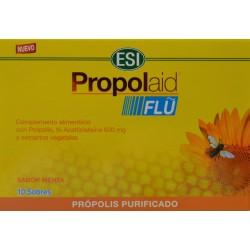 PROPOLAID FLU SABOR MENTA 10 SOBRES ESI