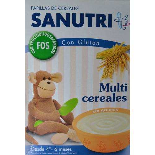PAPILLA MULTICEREALES SANUTRI