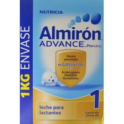 LECHE PARA LACTANTES ALMIRÓN ADVANCE 1 CON PRONUTRA NUTRICIA