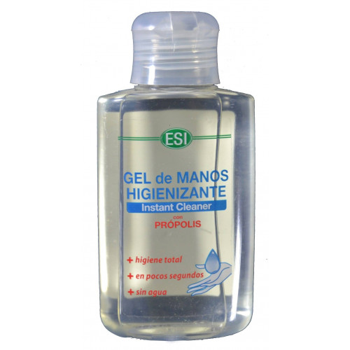 GEL DE MANOS HIGIENIZANTE 80 ML ESI