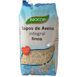 COPOS FINOS DE AVENA INTEGRAL 500G BIOCOP
