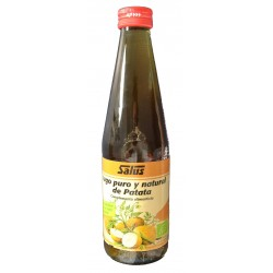 JUGO PURO Y NATURAL DE PATATA 330 ML SALUS