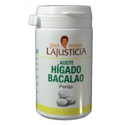 ACEITE DE HÍGADO DE BACALAO 90 PERLAS ANA MARIA LAJUSTICIA