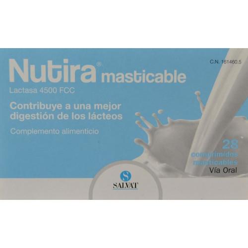 NUTIRA 28 COMPRIMIDOS MASTICABLES SALVAT