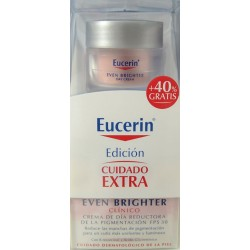CREMA DE DÍA EVEN BRIGHTER 50 ML + 20 ML EUCERIN