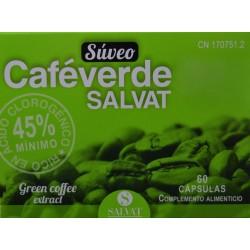 CÁPSULAS CAFÉ VERDE SALVAT