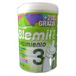 BLEMIL PLUS CRECIMIENTO 3 DESDE LOS 12 MESES 800 + 200 G GRATIS ORDESA