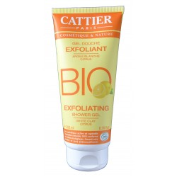GEL DE DUCHA EXFOLIANTE BIO 200 ML CATTIER
