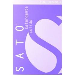 DETERGENTE SÓLIDO SATO 100 G