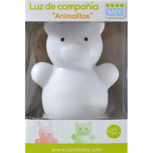 """LUZ DE COMPAÑIA """"ANIMALITOS"""" +12M SARO"""