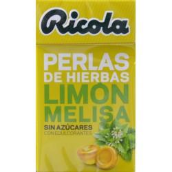 PERLAS DE HIERBAS SUIZAS LIMÓN - MELISA RICOLA