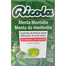 CARAMELOS MENTA MONTAÑA 50 G RICOLA