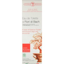 EAU DE TOILETTE CON FLORES DE BACH 30 ML NATURAL REMEDIES