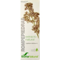 ROMPEPIEDRAS EXTRACTO NATURAL 50 ML SORIA NATURAL
