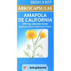 AMAPOLA DE CALIFORNIA ARKOCAPSULAS 50 CÁPSULAS ARKOPHARMA