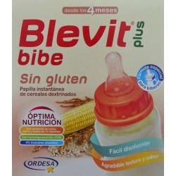 BLEVIT PLUS BIBE SIN GLUTEN 2 X 300 G ORDESA