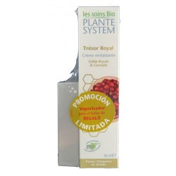 CREMA REVITALIZANTE TRÉSOR 50 ML ROYAL PLANTE SYSTEM
