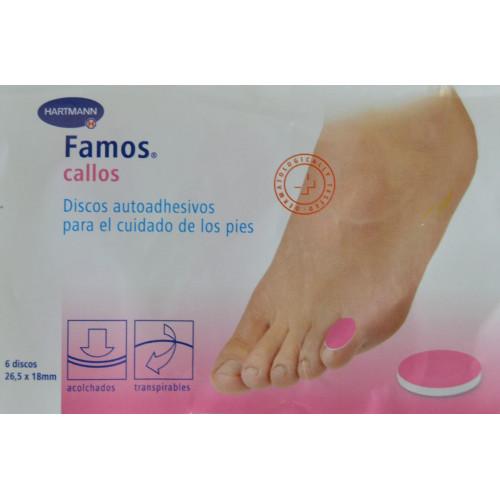 FAMOS CALLOS 6 DISCOS HARTMANN