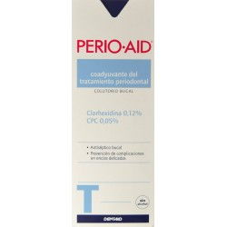 COLUTORIO BUCAL PERIO · AID 500 ML DENTAID