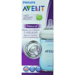 BIBERÓN 1 M+ AVENT 260 ML PHILIPS