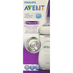 BIBERÓN 3M+ AVENT 330 ML PHILIPS