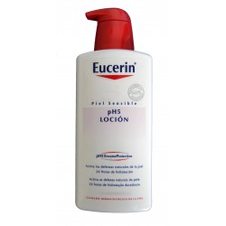 LOCIÓN PH5 400 ML EUCERIN