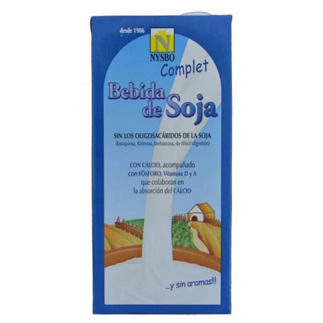 BEBIDA DE SOJA 1 L NYSBO COMPLET