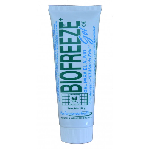 BIOFREEZE 110 G PERFORMANCE HEALTH