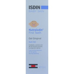 GEL GINGIVAL FIRST TEETH 30 ML ISDIN