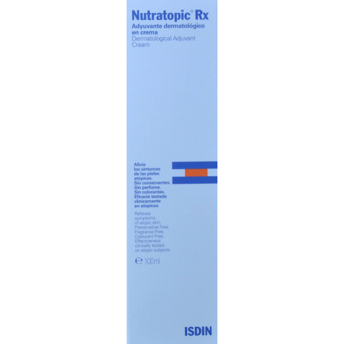 NUTRATOPIC RX 100 ML ISDIN