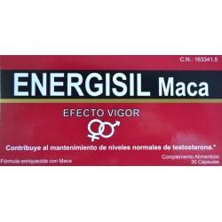 ENERGISIL MACA 30 CÁPSULAS LABORATORIOS GRAMAR