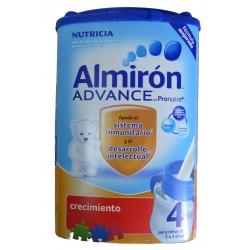 ALMIRÓN ADVANCE 4 CRECIMIENTO CON PRONUTRA 800 G NUTRICIA