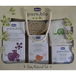 BABY NATURAL SET PURE.BIO CHICCO