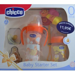 BABY STARTER SET 0M+ CHICCO