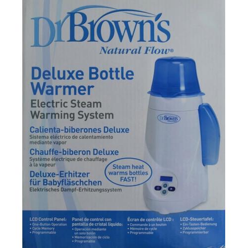 CALIENTA-BIBERONES DELUXE DR BROWN'S