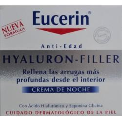 CREMA DE NOCHE ANTI-EDAD HYALURON-FILLER 50 ML EUCERIN
