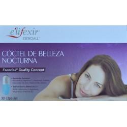 CÓCTEL DE BELLEZA NOCTURNA 30 CÁPSULAS E'LIFEXIR