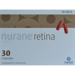 NURANE RETINA 30 CÁPSULAS SALVAT