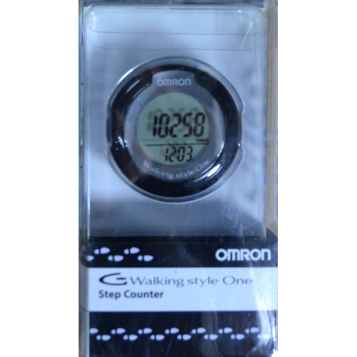 WALKING STYLE ONE STEP COUNTER OMRON