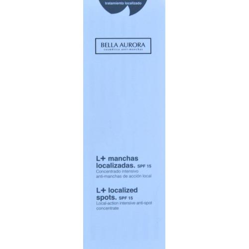 L+ MANCHAS LOCALIZADAS SPF 15 10 ML BELLA AURORA