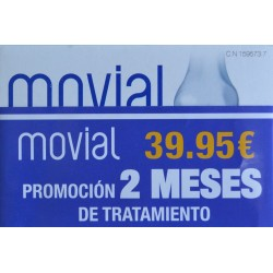 MOVIAL PACK DUPLO 30 CÁPSULAS + 30 CÁPSULAS ACTAFARMA