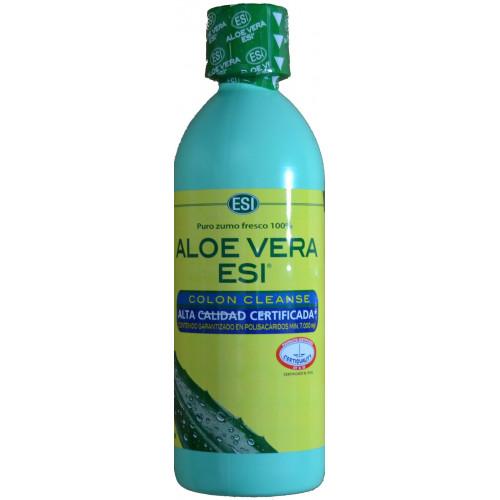 PURO ZUMO FRESCO 100% ALOE VERA COLON CLEANSE 500 ML ESI