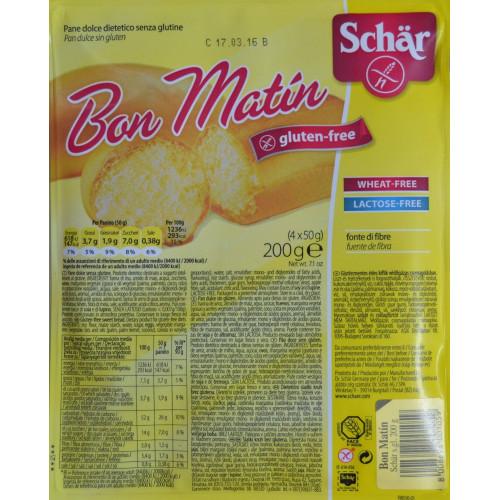 BON MATÍN 4 X 50 G SCHÄR