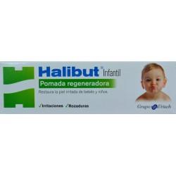 POMADA REGENERADORA HALIBUT INFANTIL 45 G GRUPO URIACH