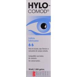 HYLO COMOD COLIRIO LUBRICANTE 10 ML BRILL