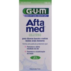 COLUTORIO AFTAMED 100 ML GUM