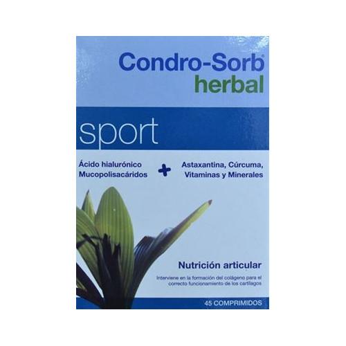 CONDRO-SORB HERBAL 45 COMPRIMIDOS DIAFARM